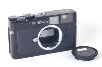 柯尼卡 Hexar RF 后期黑色机身 徕卡M口相机 #jp20053