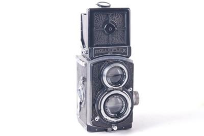 Rolleiflex 4x4 带tessar  60/2.8 #jp20197