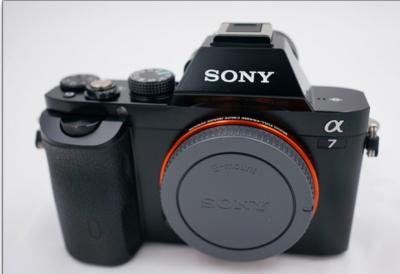 99成新的国行索尼A7微单相机