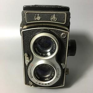 海鸥4C双镜头反光120胶片中画幅相机