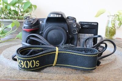 92新二手Nikon尼康 D300S 单机 快门29182次 034341武
