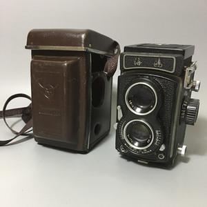 海鸥4BI 双镜头反光120胶片中画幅相机