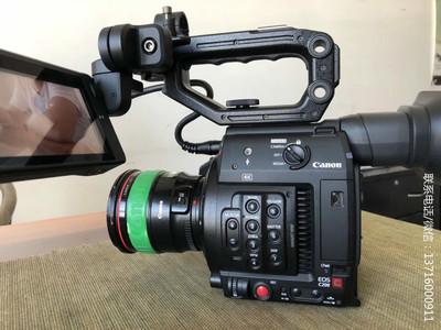 出售二手佳能 C200摄影机