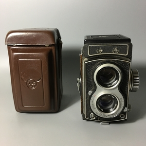 海鸥4A 双镜头反光120胶片中画幅相机