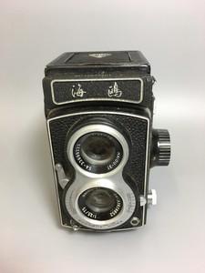 海鸥4B 双镜头反光120胶片中画幅相机