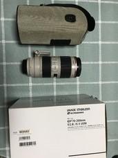 伟德亚洲官网_佳能 EF 70-200mm f/2.8L IS