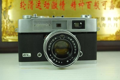 柯尼卡 Auto S2 135胶卷机械单反相机 胶片机 收藏模型