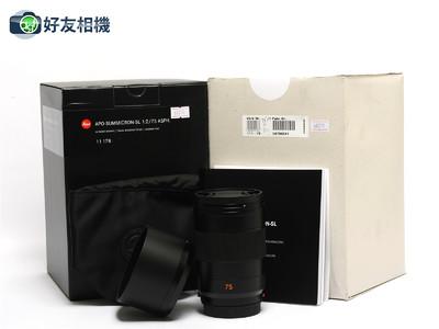 徕卡 APO-Summicron-SL 75mm F/2 ASPH.镜头 11178 *全新*