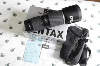 宾得 FA645 150-300mm f/5.6ED[IF]