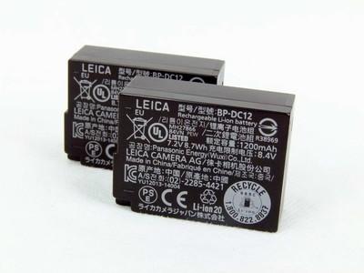 华瑞摄影器材-徕卡Q原装电池DC-12