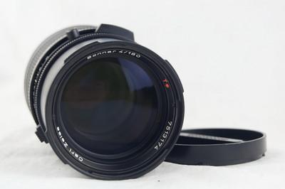 哈苏 CF 180 F4 Hasselbald Sonnar 180mm f/4 CF