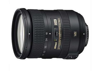 尼康 18-200mm f/3.5-5.6G ED VR 二代镜头