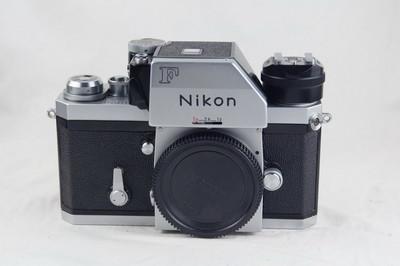 尼康大F 收藏好成色 Nikon F Photomic
