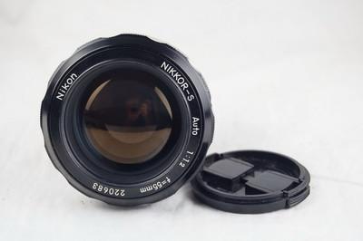 尼康AUTO 55 1.2 镜头