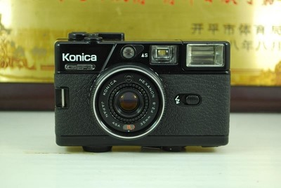 柯尼卡 C35 EF3 135胶卷傻瓜相机 胶片机 收藏模型道具
