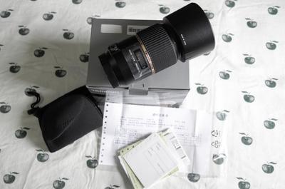 索尼 A口 腾龙 SP 90mm f/2.8 Di MACRO 1:1 VC USD(F004)