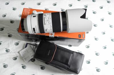 索尼 70-400mm f/4-5.6 G II SSM(SAL70400G2)
