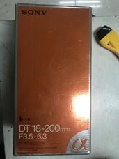 索尼 DT 18-200mm f/3.5-6.3(