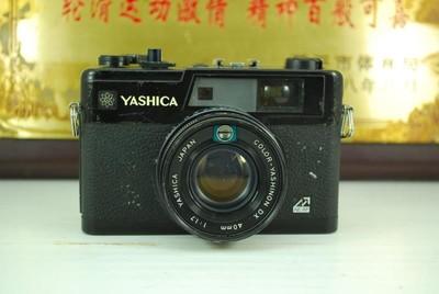 雅西卡 ELECTRO 35 GX 135胶卷机械单反相机 收藏模型道具
