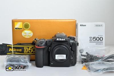 98新 尼康 D500行货带包装(BH07100005)