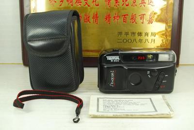 95新 TOMA M-900 135胶卷傻瓜相机 胶片机 收藏模型道具摆设