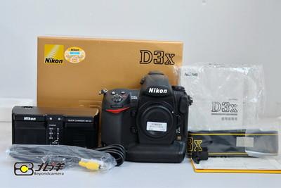 99新 尼康 D3X大陆行货带包装(BH07210006)