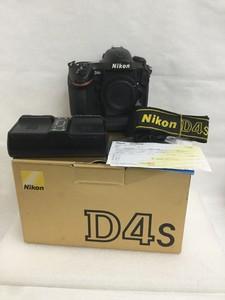带包装 尼康 D4s 只要13800元