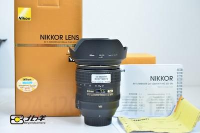 95新尼康 AF-S 24-120/4G  VR行货带包装(BH07190010)