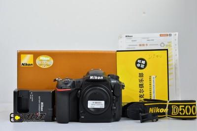 95新 尼康 D500行货带包装(BH07200006)