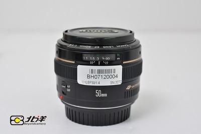 95新 佳能 EF 50/1.4 USM(BH07120004)
