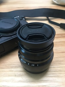 富士 35mm f/2.0R