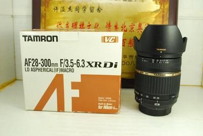 98新 尼康口 腾龙 28-300 F3.5-6.3 VC A20 单反镜头 防抖