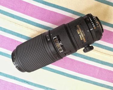 尼康AF 200mm f/4.0