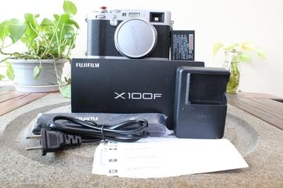 95新二手 Fujifilm富士 X100F 套(23/2)微单相机 W03994津