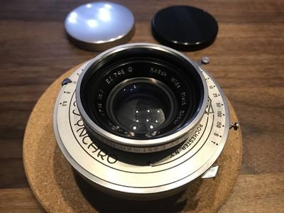 柯达 Wide Field Ektar 7 1/2in 190mm/6.3 8X10 大画幅广角镜头