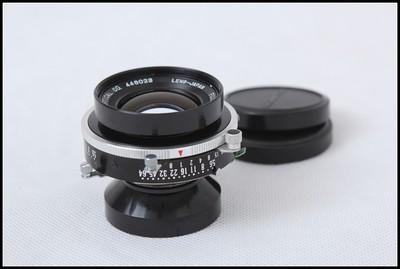 富士 富士龙 FUJINON W 150/5.6 4X5大画幅座机镜头