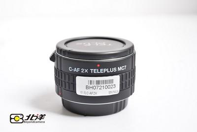 99新 肯高 MC7 C-AF 2X DGX 2倍镜(佳能口)(BH07210023)