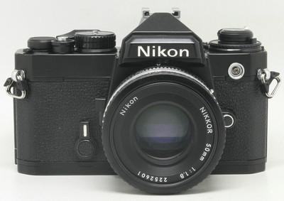 95新 Nikon FE+50/1.8(6643)