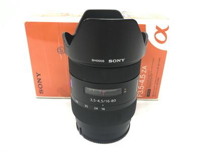 Sony/索尼 Vario-Sonnar T* 16-80mm/F3.5-4.5 ZA 蔡司单反镜头