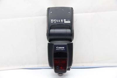 93新二手Canon佳能 580EX II 闪光灯 适用于5D25D3 1293京