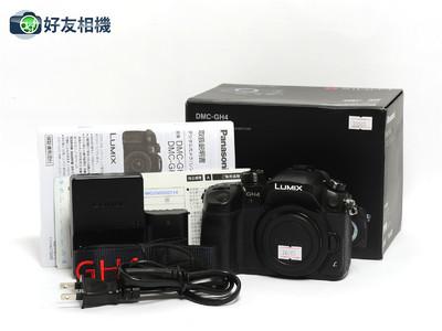 松下/Panasonic Lumix DMC-GH4 16.0MP 数码相机 *如新连盒*