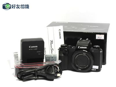 佳能/Canon PowerShot G5X 20.2MP 数码相机 *如新连盒*