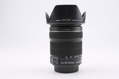 95新二手 Canon佳能 18-135/3.5-5.6 IS STM 022723亚