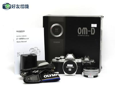 奥林巴斯/Olympus E-M10 Mark II OM-D 14-42mmEZ *如新连盒*