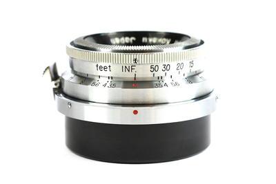 Contax RF口 尼康 S Nippon Kogaku Nikkor-C 35/3.5 旁轴镜头