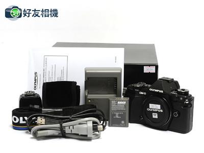 奥林巴斯 OM-D E-M5 MarkII 微型单电复古相机em5二代*如新连盒*