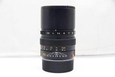 95新二手 Leica徕卡 90/2.8 Elmarit-M M口 回收 769920京