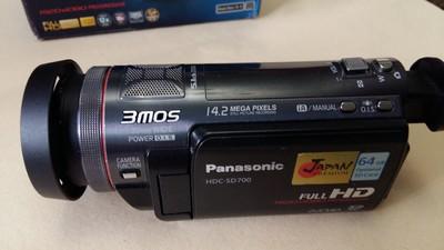 松下 HDC-SD700GK