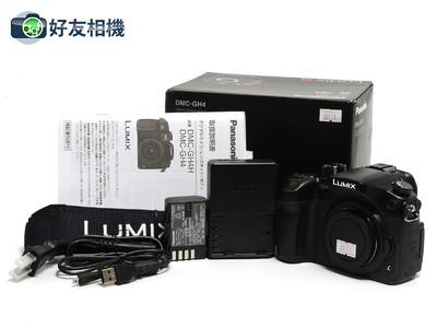 松下/PanasonicDMC-GH4 微型单电数码相机 4K视频*如新连盒*