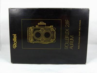 华瑞摄影器材-禄来Rolleiflex 2.8F金机